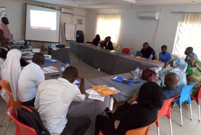 Clinton Health Access Initiative (CHAI) -Training of Health Workers on Pneumonia Treatment
